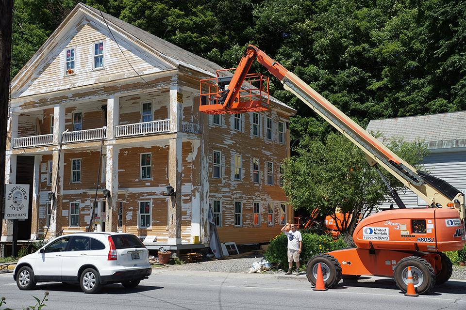 Vermont House Wilmington Vt Momaney Painters