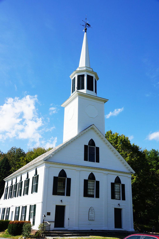 Townshend Church Townshend Vt Momaney Painters